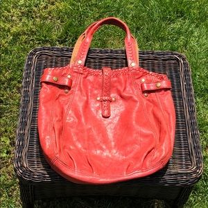 Red Lucky Brand bag
